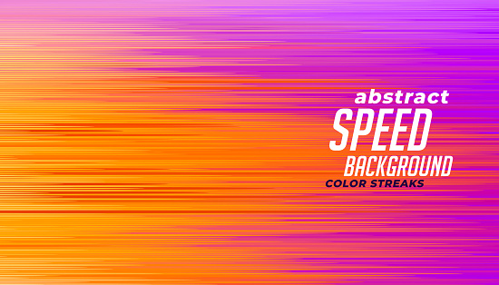 speed lines abstract background design