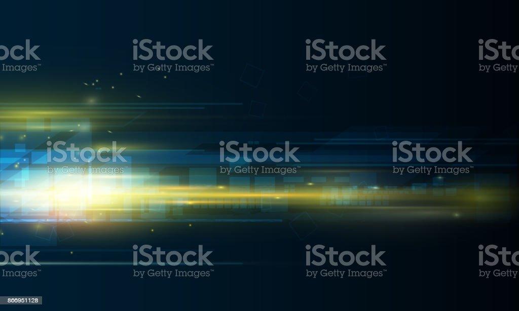 conceito de plano de fundo do velocidade movimento padrão design - ilustração de arte em vetor