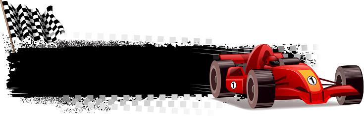 speed sport banner