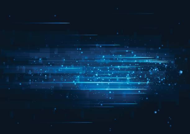 Speed-Technologie – Vektorgrafik