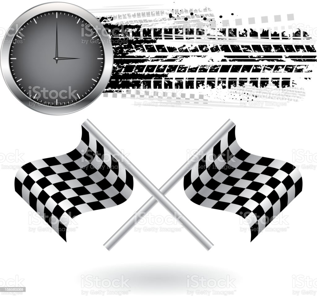 Speed royalty-free speed stock vector art & more images of black color