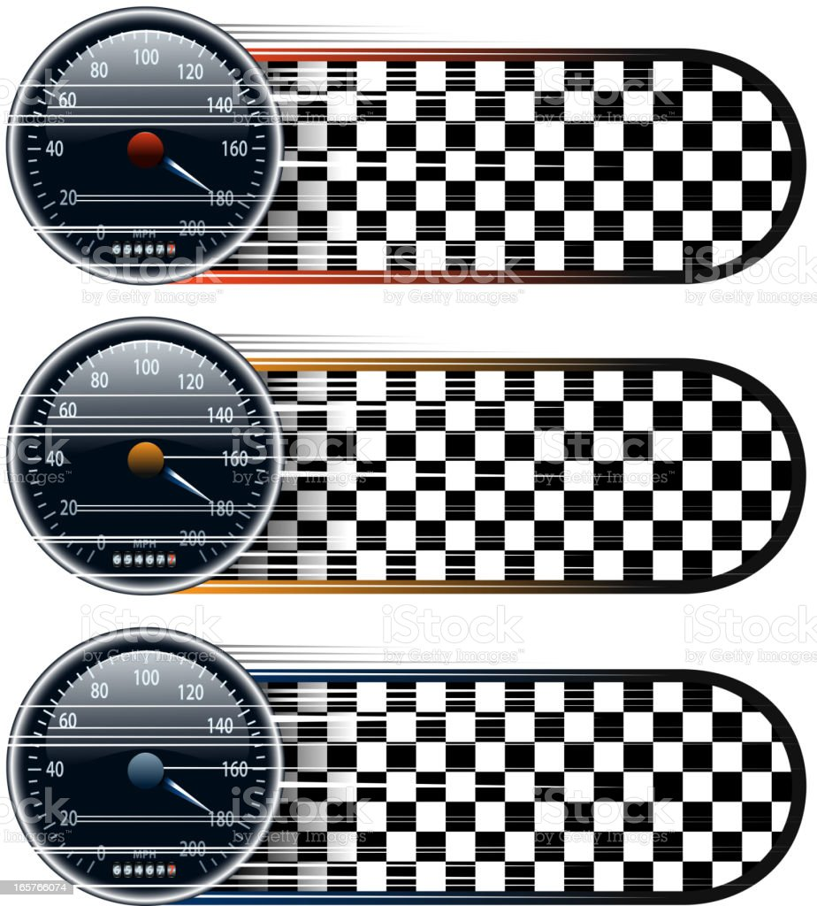 speedometer banners royalty-free speedometer banners stock vector art & more images of achievement