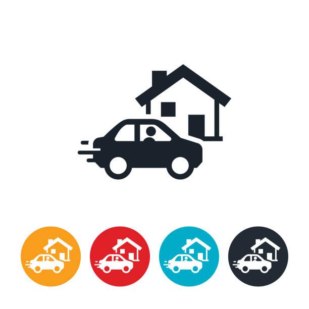 Speedy Delivery Icon – Vektorgrafik