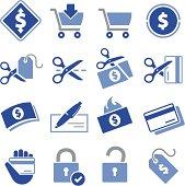 Spending Icons - Pro Series