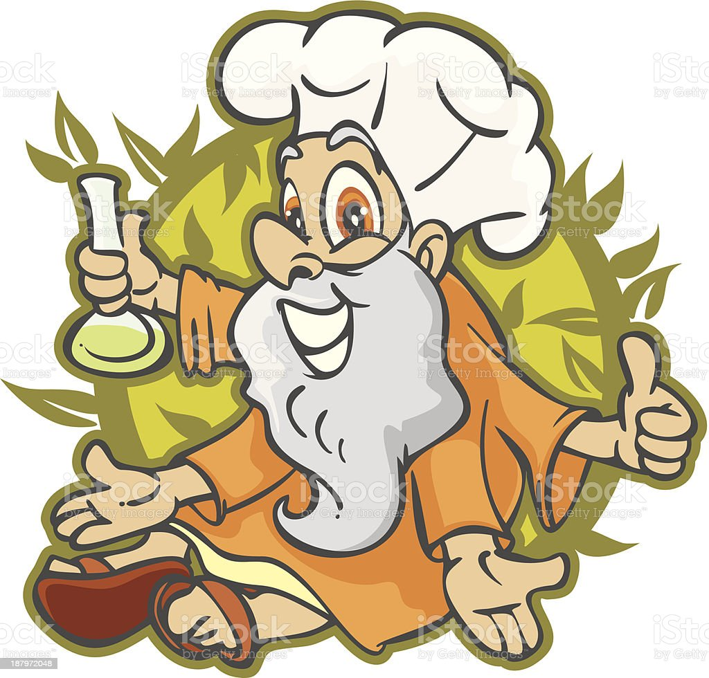 Spice Chef royalty-free spice chef stock vector art & more images of adult