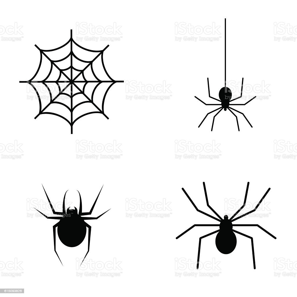 royalty free spiders clip art vector images illustrations istock rh istockphoto com clip art spiderman clip art spiderman