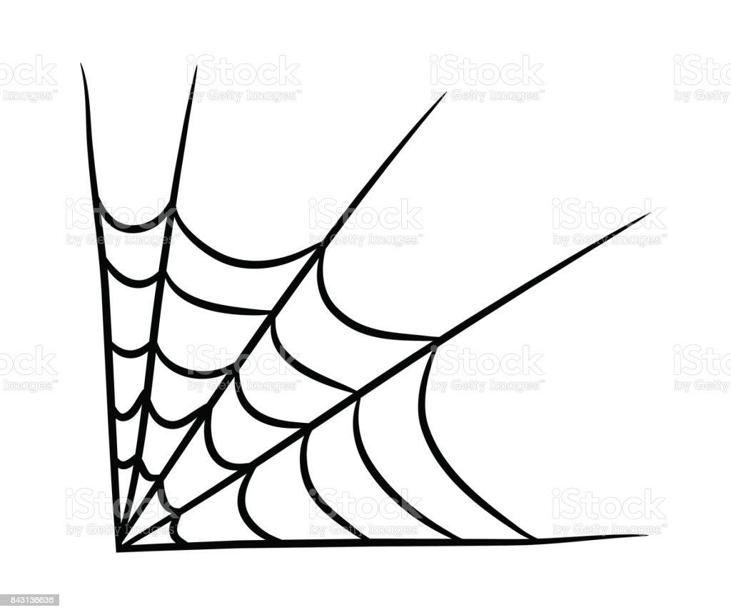 spider web vector symbol icon design beautiful illustration isolated rh istockphoto com spider web vector png spider web vector corner