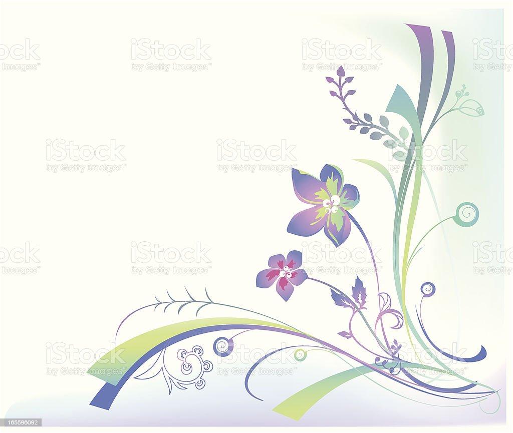 sping flor ilustración de sping flor y más banco de imágenes de azul libre de derechos
