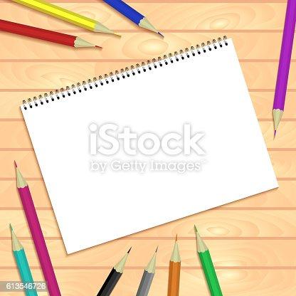 Cahier spirale / spiral notebook clipart, cliparts of Cahier spirale /  spiral notebook free download (wmf, eps, emf, svg, png, gif) formats