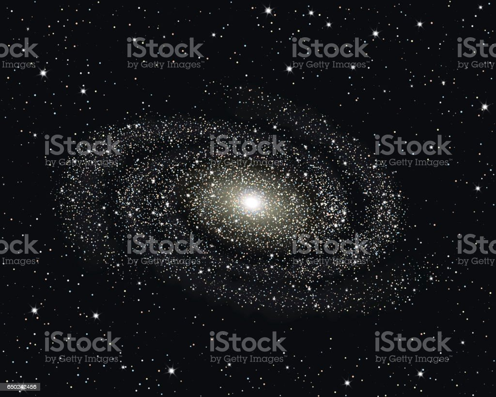 royalty free milky way galaxy clip art vector images rh istockphoto com galaxy clipart vector galaxy clip art free