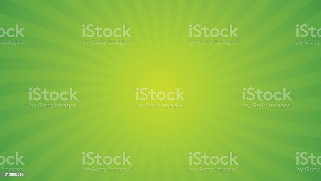 Spiral rays background
