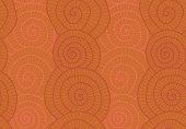 Spirals n° 2 (Handmade Pattern)