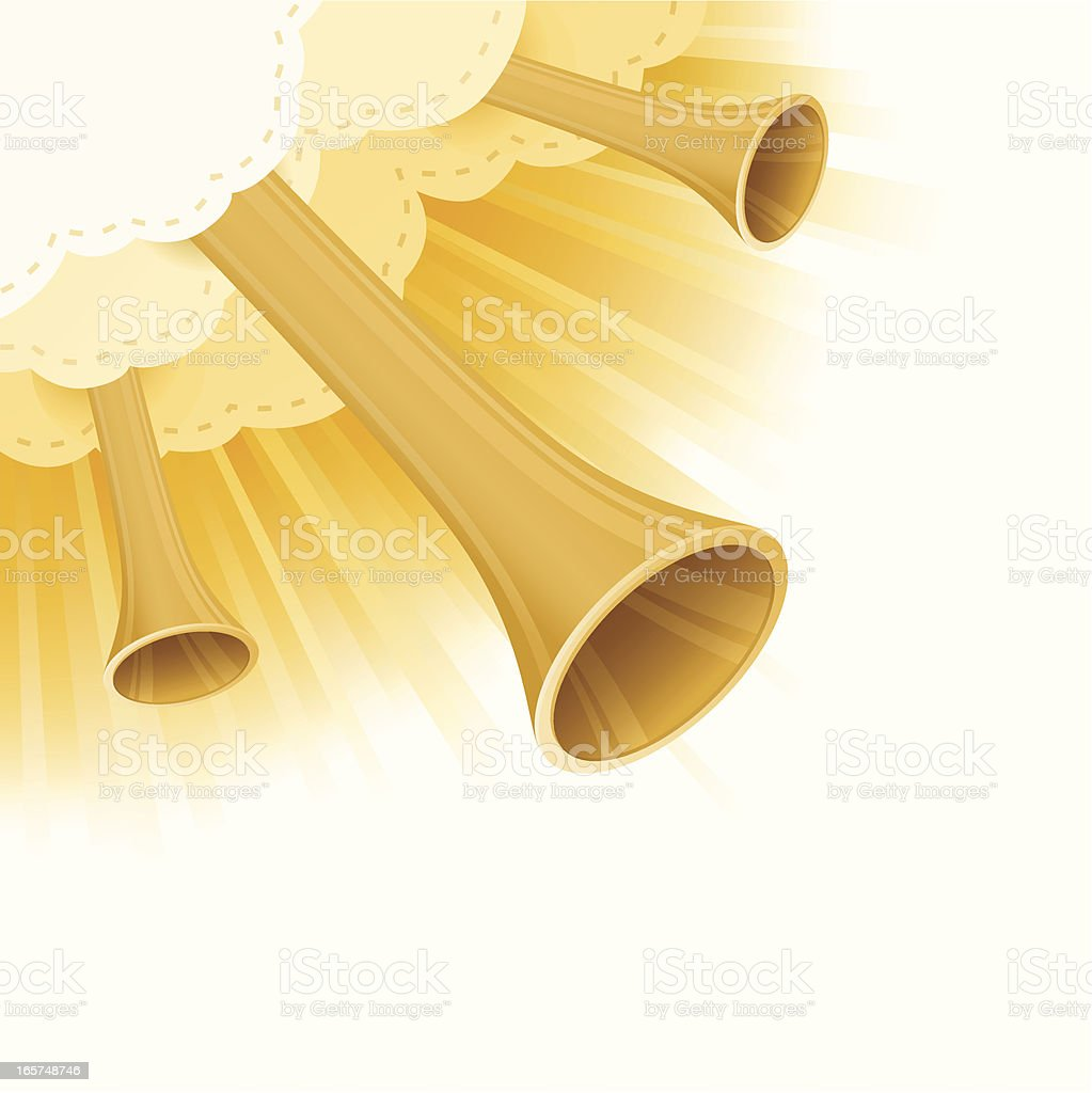 Spiritual Horns royalty-free spiritual horns stock vector art & more images of afterlife