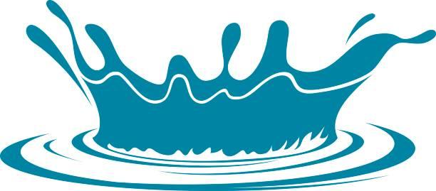 Splash Wasser  – Vektorgrafik