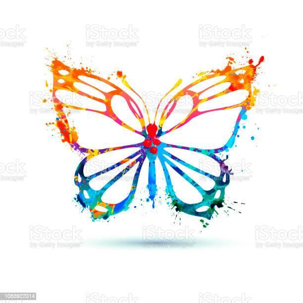 Splash paint butterfly icon on white background vector id1053922014?b=1&k=6&m=1053922014&s=612x612&h=rqxvpas0tlbrrgb9zmkcssnxnfv31o8slmx 6p dcho=