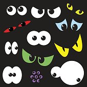 Free Scary Eye Clipart and Vector Graphics - Clipart.me