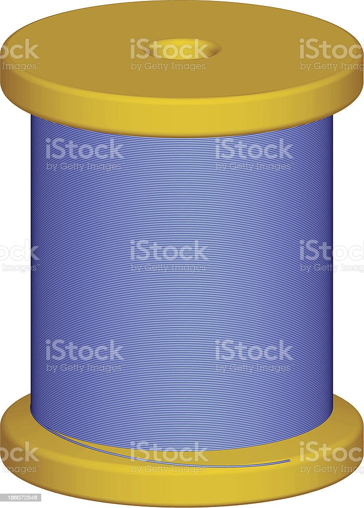 Spool royalty-free spool stock vector art & more images of art and craft