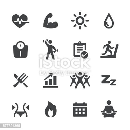 Sport and Activity Icons