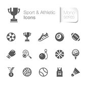 Sport & Athletic Related Icons