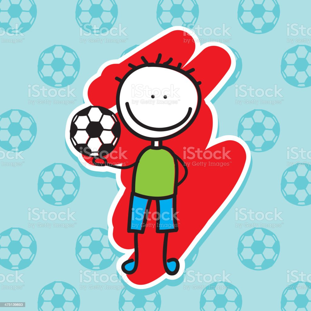 Sport Boy royalty-free sport boy stock vector art & more images of activity