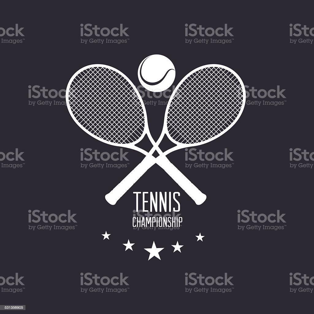 Sport design, vector illustration. vector art illustration