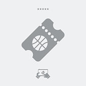 Flat and isolated vector eps illustration icon with minimal and modern design