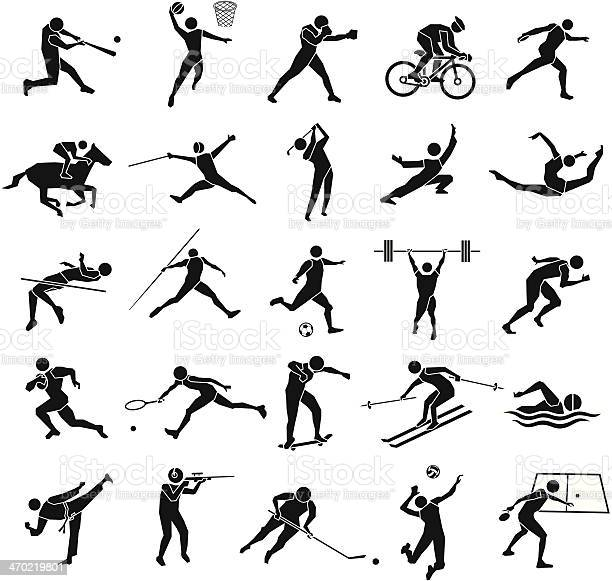 Sport icon set vector id470219801?b=1&k=6&m=470219801&s=612x612&h= vc6qr9xvdx7y1lvyx1uvhq4edhgaicsyx eci5kurs=