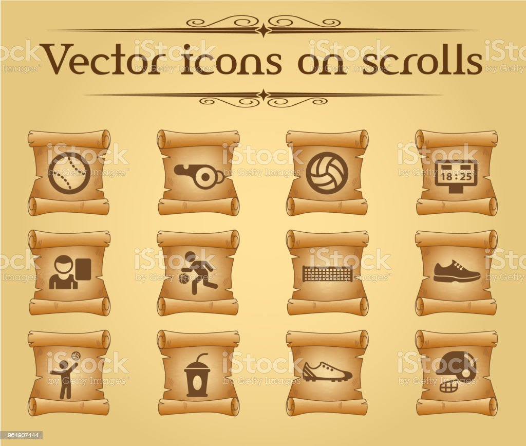sport icon set royalty-free sport icon set stock vector art & more images of american football player