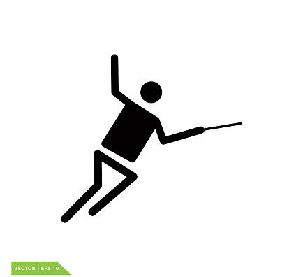 Sport icon vector  design template