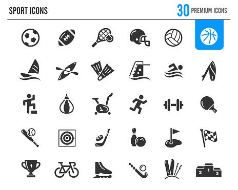 Sport Icons // Premium Series