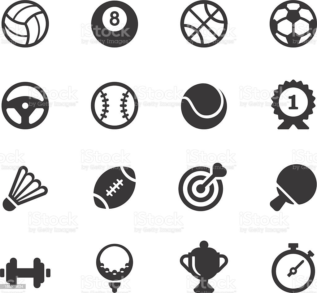Sport Icons royalty-free sport icons stock vector art & more images of achievement