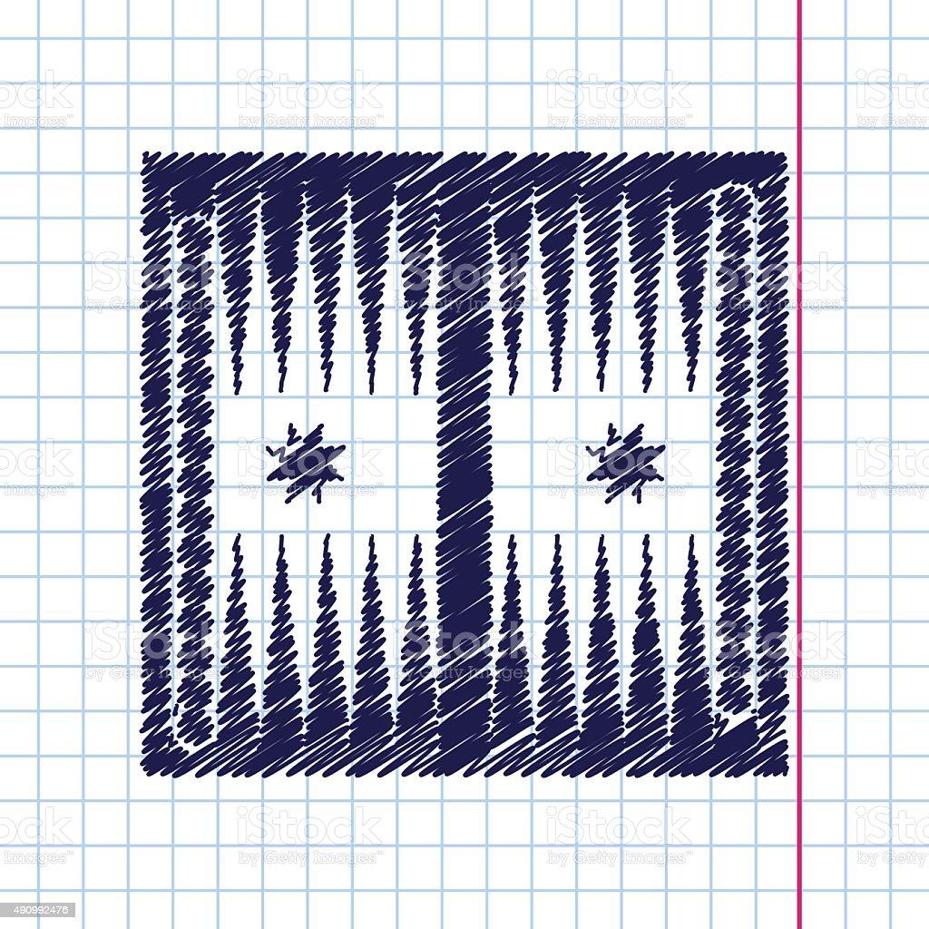 Deporte de ilustración - ilustración de arte vectorial