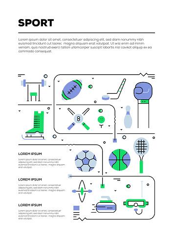 Sport Infographic Design