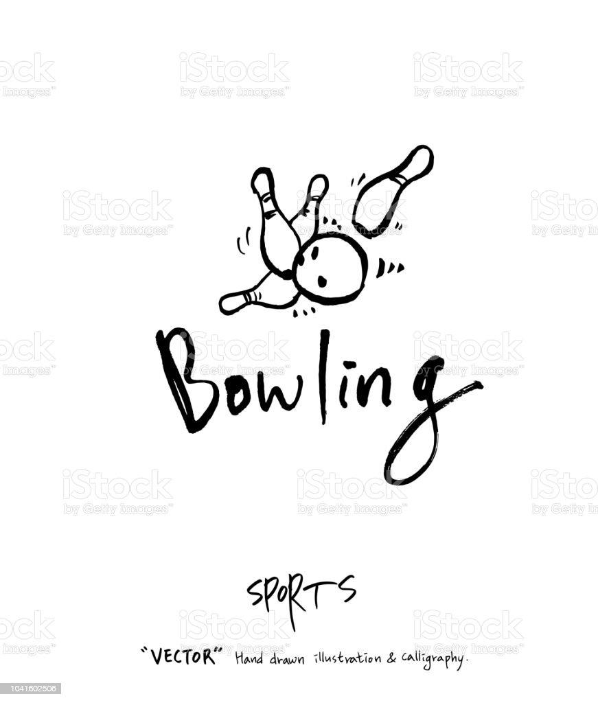 Sport poster vector art illustration
