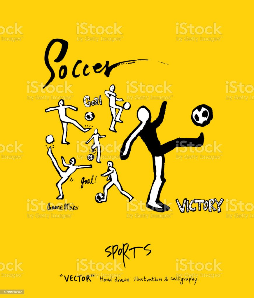 sport poster stock vector art more images of athlete 976629202