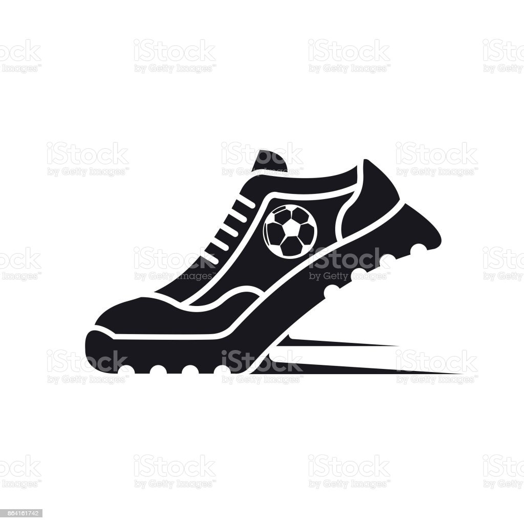 sport shoe icon royalty-free sport shoe icon stock vector art & more images of arts culture and entertainment