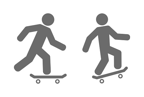 sport skate icon