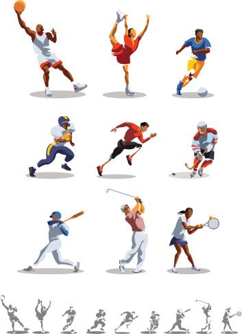 Sport types