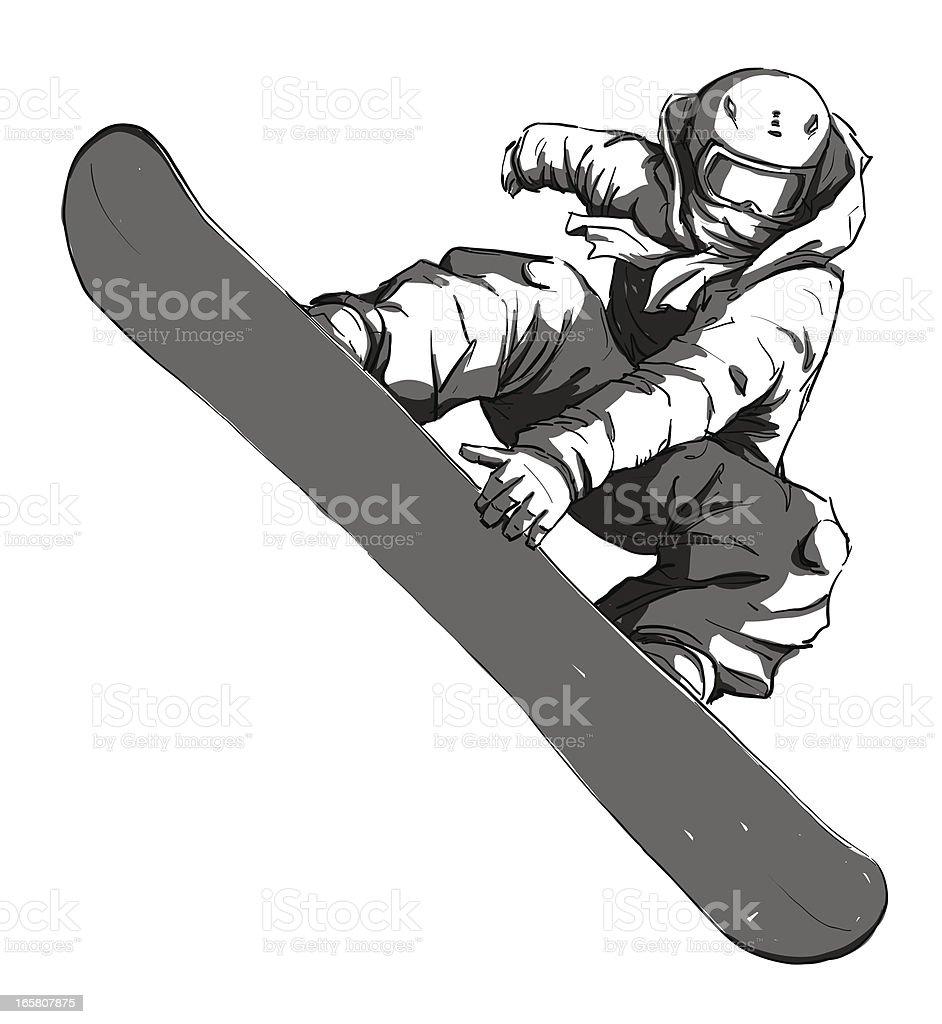 sport vector art illustration