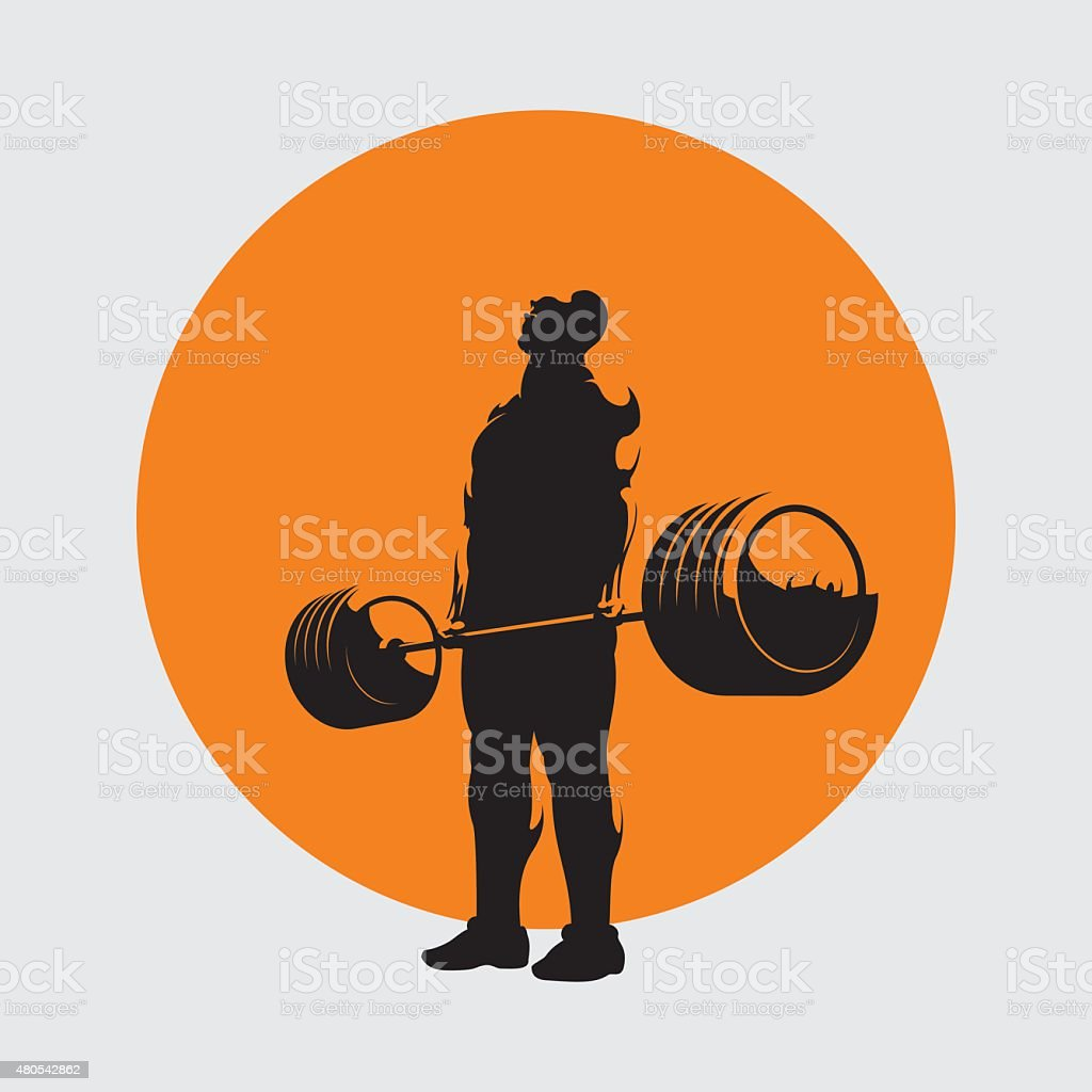 sport vector art illustration