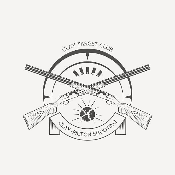 Royalty Free Sporting Clays Clip Art, Vector Images ...