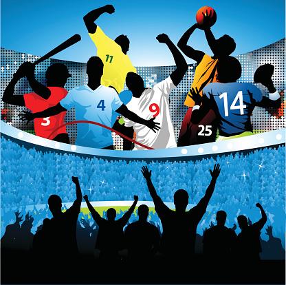 Sports all stars