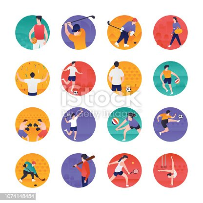 In this eye catching colorful  games flat icons set you can see vectors that can be easily rectify and utilize in related field. Grab this pack and use it in related project.