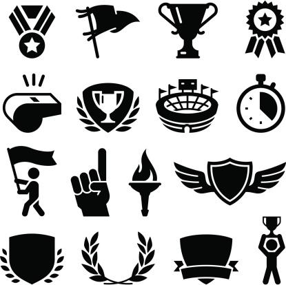 Sports Awards - Black Series