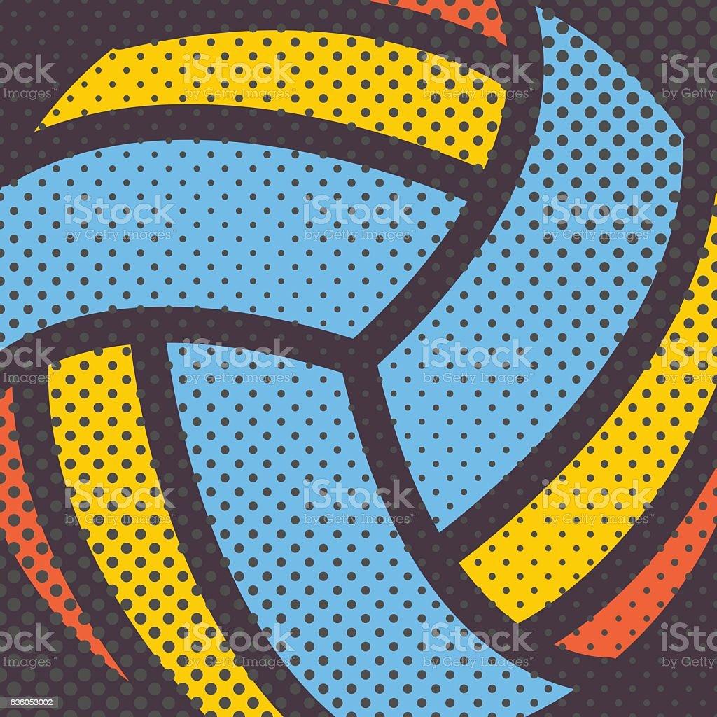 Sports background, vector illustration. vector art illustration