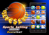 Sports betting basketball