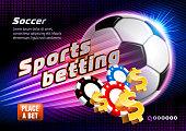 Sports betting soccer