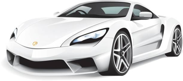 Royalty Free Fast Car Clip Art Vector Images Illustrations Istock