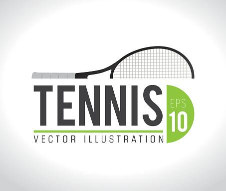 Sports design, vector illustration