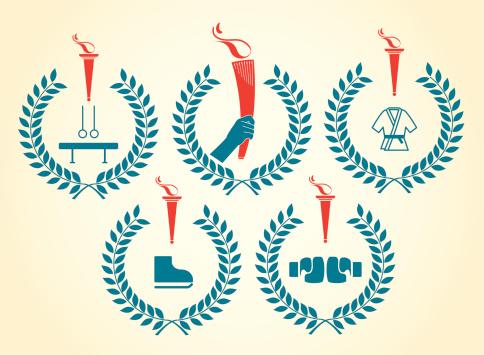 . sports emblems